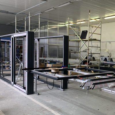 A.T.S. Nitra výrobná hala