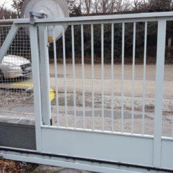 Vonkajšie posuvné a otváravé brány
